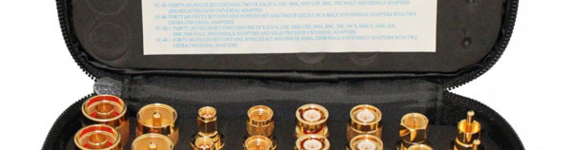 40 Piece Interseries Adaptor Kit