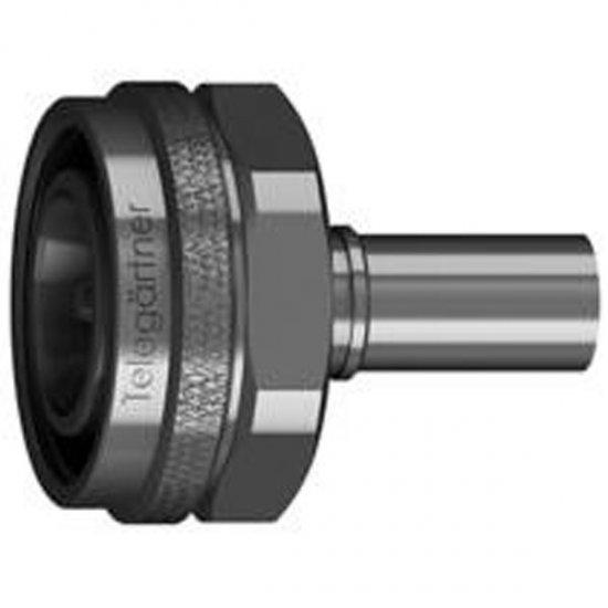 Telegartner J01440A3010 4 3-10 Straight Crimp Plug for 2 7